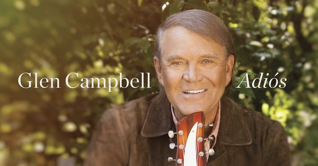 Review: Glen Campbell takes a goodbye turn on 'Adios'