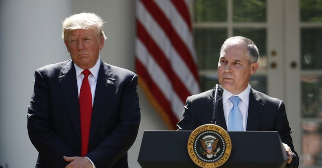 AP FACT CHECK: EPA chief gets his facts wrong on coal jobs