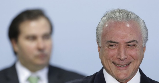 Brazil reiterates support for Paris climate agreement