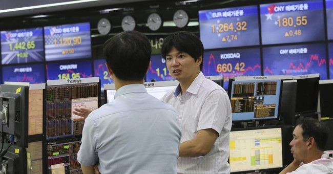 Asian markets mixed as London attack, China data in focus