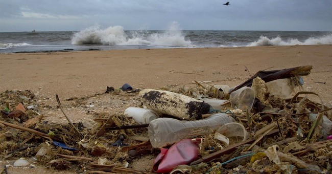 UN chief warns oceans are 'under threat as never before'