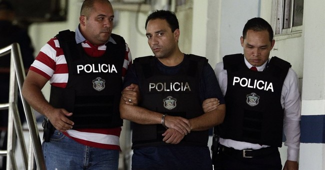 Mexican ex-governor arrested in Panama; extradition sought