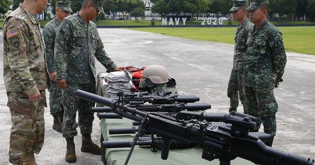 Philippine lawmakers ask top court to nullify martial law