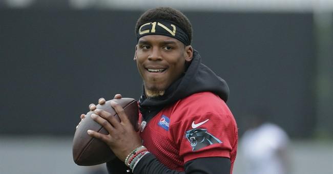 Panthers coach says Cam Newton to begin throwing next week