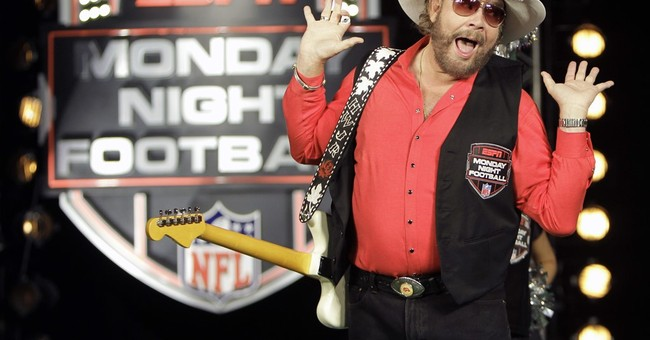 Are you ready? Hank Williams Jr. returning to 'MNF'