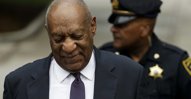 The Latest: Cosby's lawyers cite accuser's inconsistencies