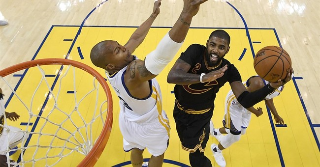 ABC is off and running with NBA Finals