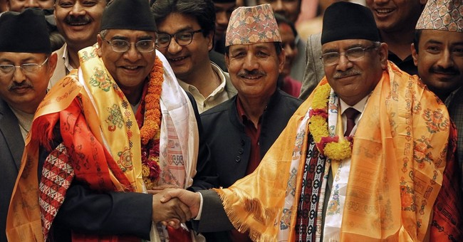 Nepal's parliament elects familiar new prime minister
