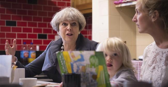 Tenacious Theresa May risks reputation on UK election gamble