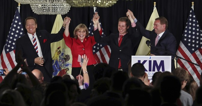 Christie deputy, ex-Goldman Sachs executive win primaries