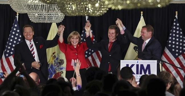 Christie deputy, ex-Goldman Sachs executive win primaries