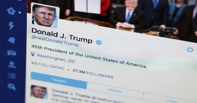 First Amendment Nonprofit Threatens to Sue Trump for Blocking People on Twitter