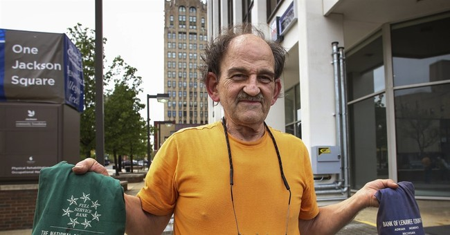 Michigan city rejects pennies for man's $270 fine