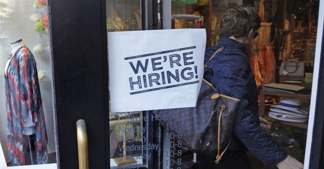 US companies posted record number of open jobs in April