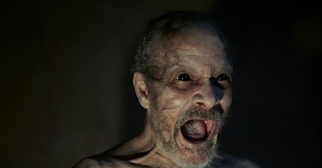 Review: 'It Comes at Night,' a brisk psychological thriller