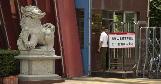 China defends arrest of men probing Ivanka Trump supplier