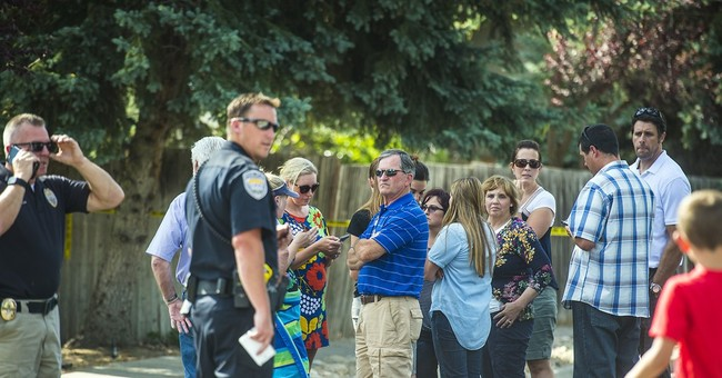 Three killed, two wounded in Utah shooting