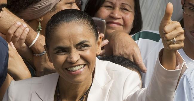 Graft scandals in Brazil open door to untainted candidates