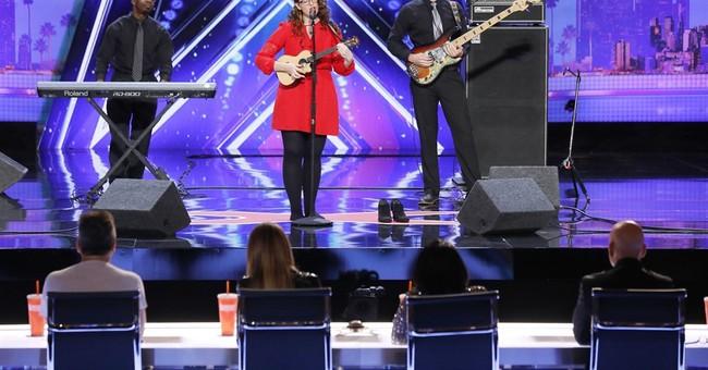 Deaf singer wows crowd, judges on 'America's Got Talent'