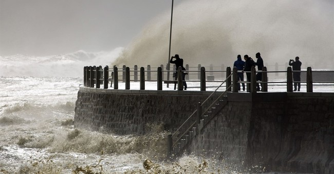 5 dead as storm brings some relief to drought-hit Cape Town