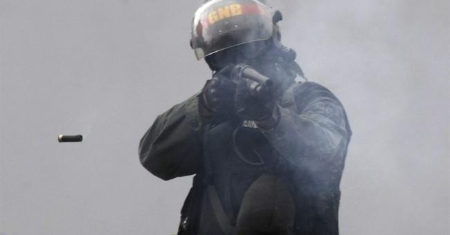 All eyes on Venezuelan military as country teeters