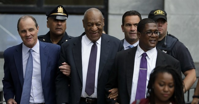 The Latest: Cosby lawyers scour for inconsistencies