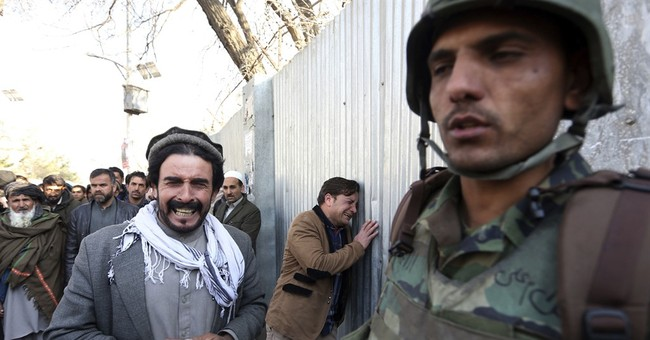 Power struggle seen within surging IS in Afghanistan