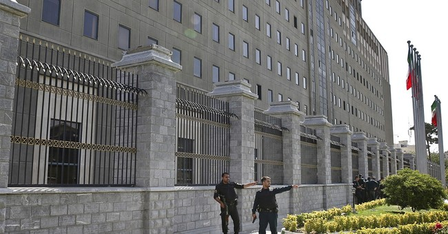 US condemns attacks in Iran; Senate moves ahead on sanctions