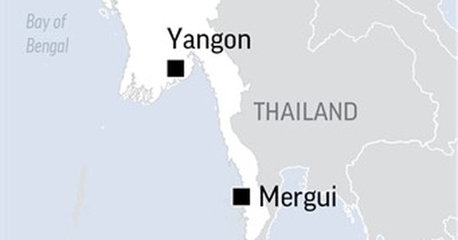 Bodies, aircraft parts found in search for Myanmar plane