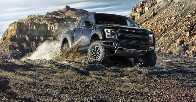 Ford beefs up already impressive F-150 Raptor pickup truck