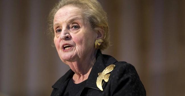Madeleine Albright's next book warns of fascism's dangers