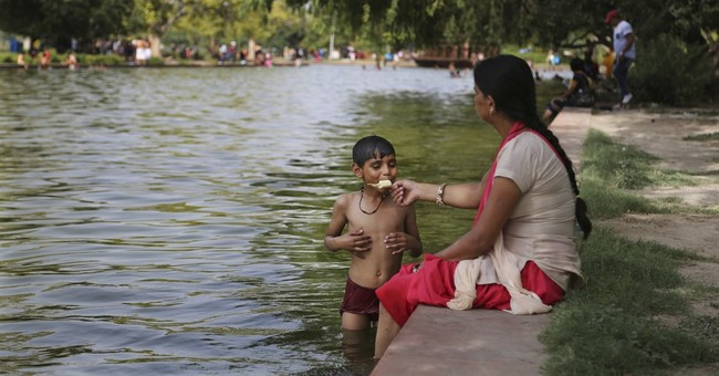 India's rising temperatures are already deadly, study shows
