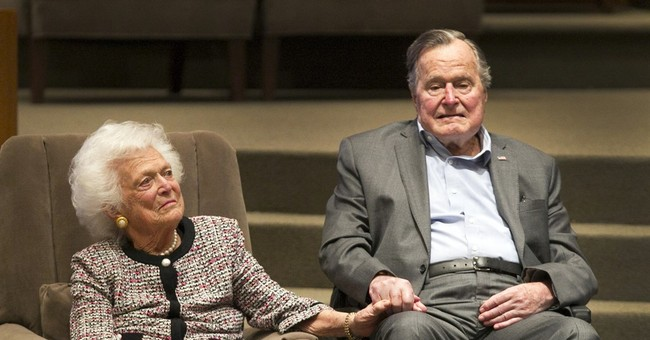 Former first lady Barbara Bush celebrates 92nd birthday
