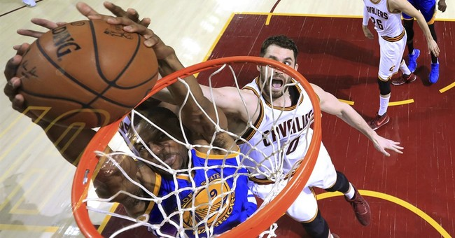 NBA Finals Game 3 ratings up 22 percent from last year