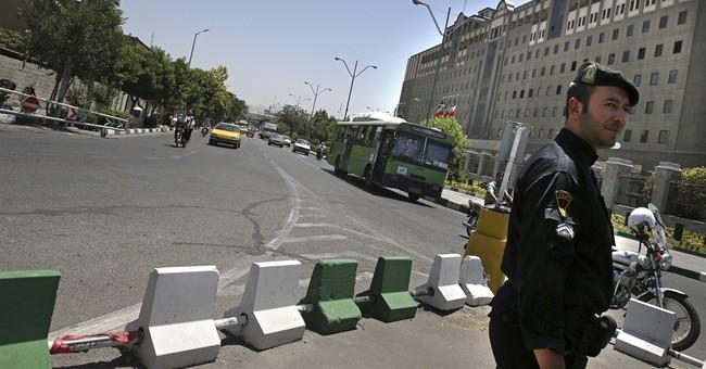 Iran leaders accuse US, Saudis of supporting Tehran attacks