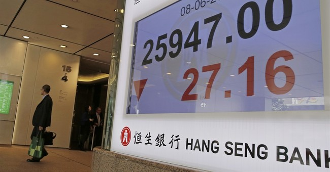 Asian shares flat as UK vote, ECB meeting loom