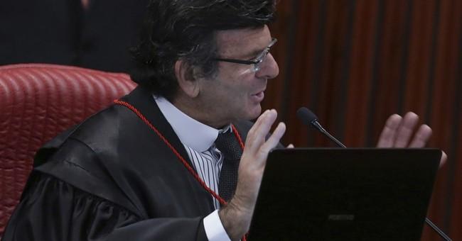 Presidency hangs in balance in case before Brazil court