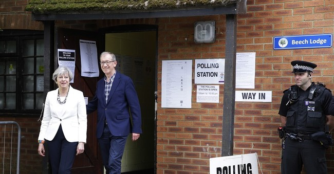 Who's who, what's at stake in Britain's unexpected election