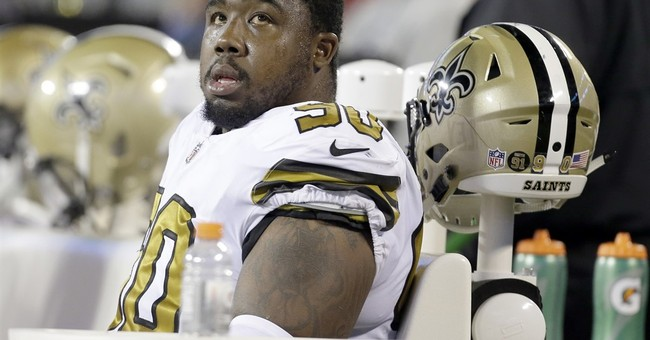 Saints coach: Physician advises Fairley to give up football