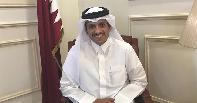 Trump reverses course in Qatar call