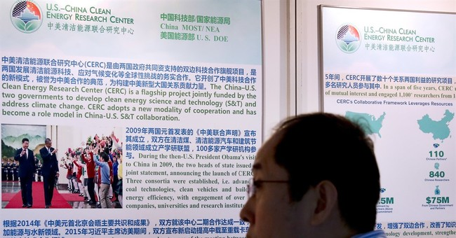In Beijing, Perry promotes US-China clean energy cooperation