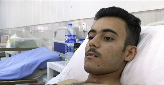 Bullets fell 'like rain': Fleeing Iraqis caught in IS ambush