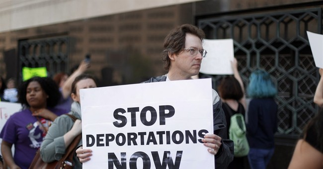 Immigrants with old deportation orders arrested at check-ins