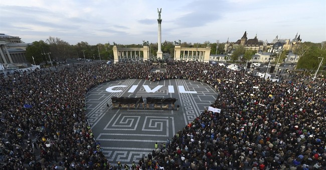 Hungary softening bill targeting foreign-funded civic groups