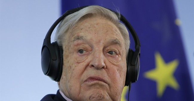 George Soros confident he'll 'prevail' against detractors