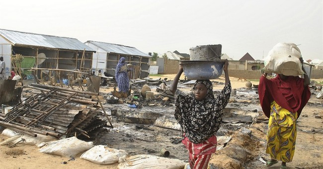 13 dead, including Boko Haram attackers, in Nigerian city