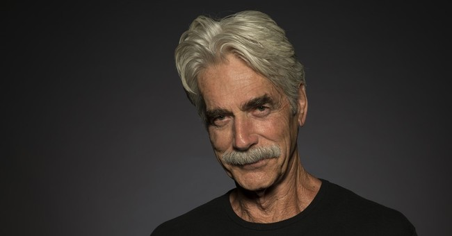 For Sam Elliott, 'The Hero' sums up his life, career nicely