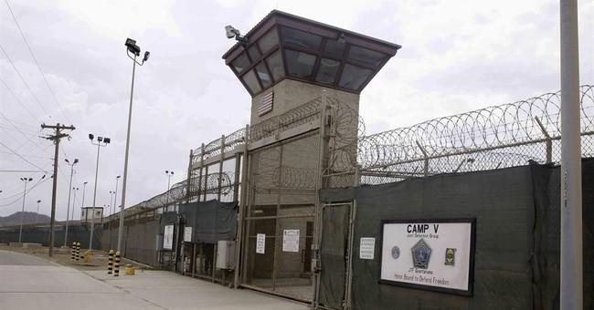 Oman says it accepts 10 Guantanamo Bay detainees