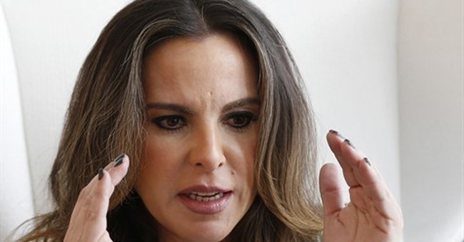 Mexico: no warrants for actress Kate del Castillo