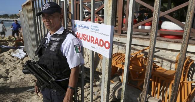 Mexican resort shooting kills 5, panics festival-goers